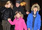 Szczęśliwa rodzina: Richardson z dziećmi i Zamachowski na premierze. Jak się bawili?