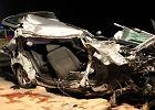 Wypadek Polaków w Niemczech. Nie żyją dwie osoby, trzecia poważnie ranna