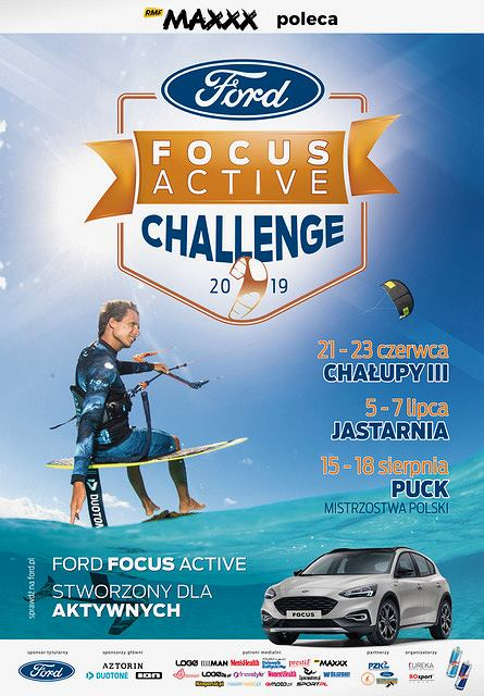 Ford Focus Active Challenge