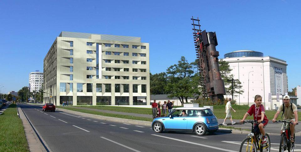 ae4194b4 Nowy hotel. Pokoje możesz kupić obok 'Pociągu do nieba' [WIZUALIZACJE]