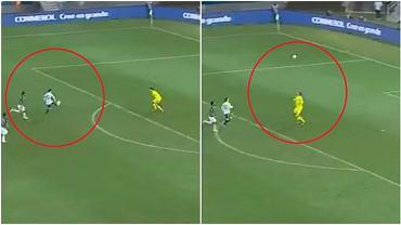Gol Lionela Messiego w meczu z Boliwią