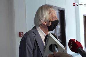 Zrezygnowany Ryszard Terlecki: Jest aura sprzyjająca odchodzeniu