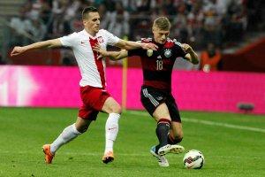 El. Euro 2016. Milik jak Gadocha! To był drugi polski gol z Niemcami w meczu o stawkę