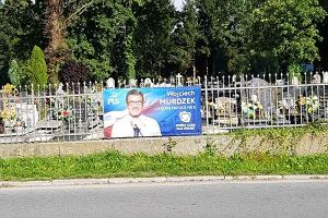 Przedwyborcze Plakaty Aktualne Wydarzenia Z Kraju I