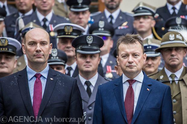 Mariusz Błaszczak - król spółek zbrojeniowych długo walczył o posady dla swojej świty