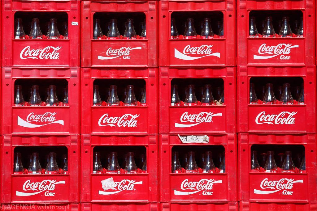 Coca-Cola obniży zawartość cukru w swoich napojach