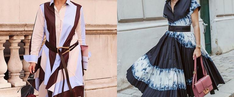 Ten krój sukienki to najlepsza opcja dla dojrzałych kobiet. Modeluje figurę i wyszczupla!