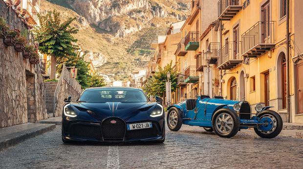 Bugatti Divo i Bugatti Typ 35