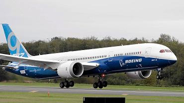 Nowy Boeing 787-9 Dreamliner