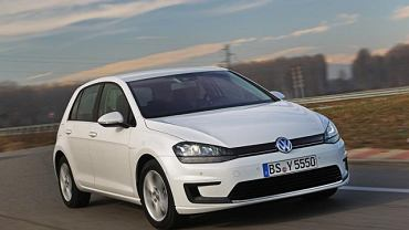 Volkswagen Golf EV
