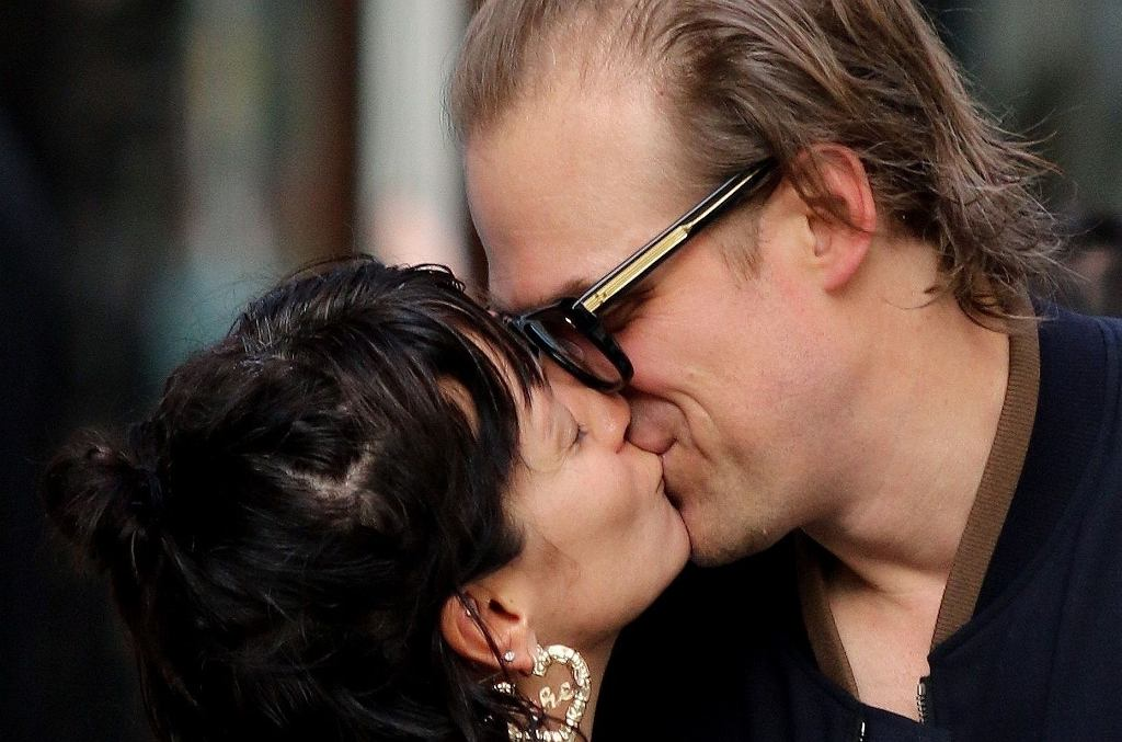 Lily Allen i David Harbour są parą!