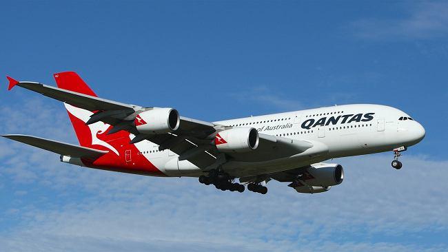Najdłuższy lot w historii już w piątek. Linie Qantas przetestują prawie 20-godzinne połączenie