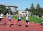 Trzy złote medale młodych lekkoatletów w mistrzostwach Polski