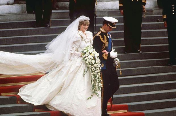 Księżna Diana i Karol