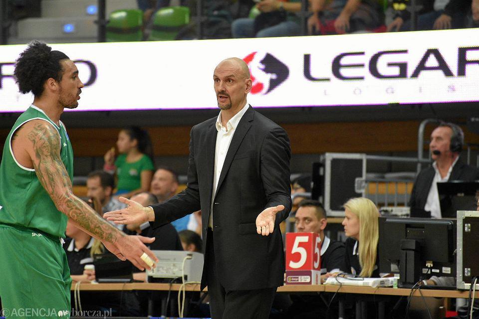Zdjęcie numer 35 w galerii - Bez niespodzianek, CSKA dała Stelmetowi lekcję koszykówki [ZDJĘCIA]