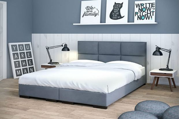 Łóżko kontynentalne - jakie wybrać? [modele z polskich sklepów]