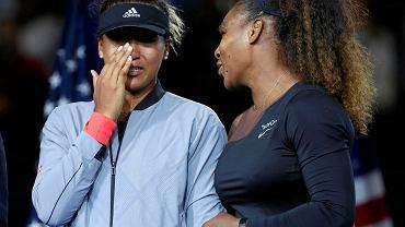 Serena Williams skomentowała decyzję Osaki.