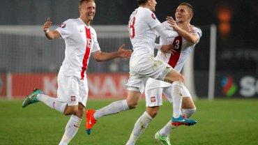 Gruzja - Polska 0:4. Artur Jędrzejczyk, Sebastian Mila i Kamil Glik