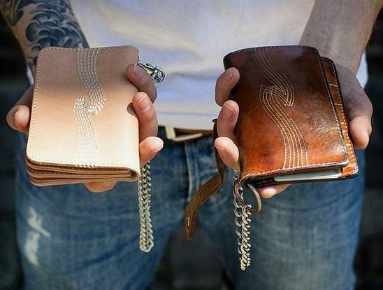 Najlepsze modele męskich portfeli