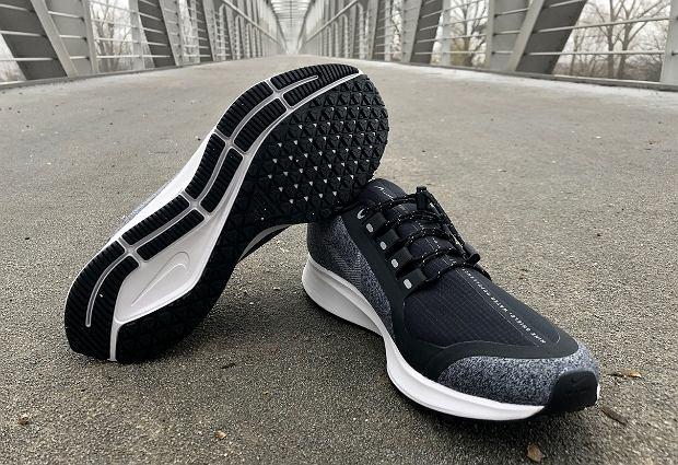 Test zestawu treningowego Nike