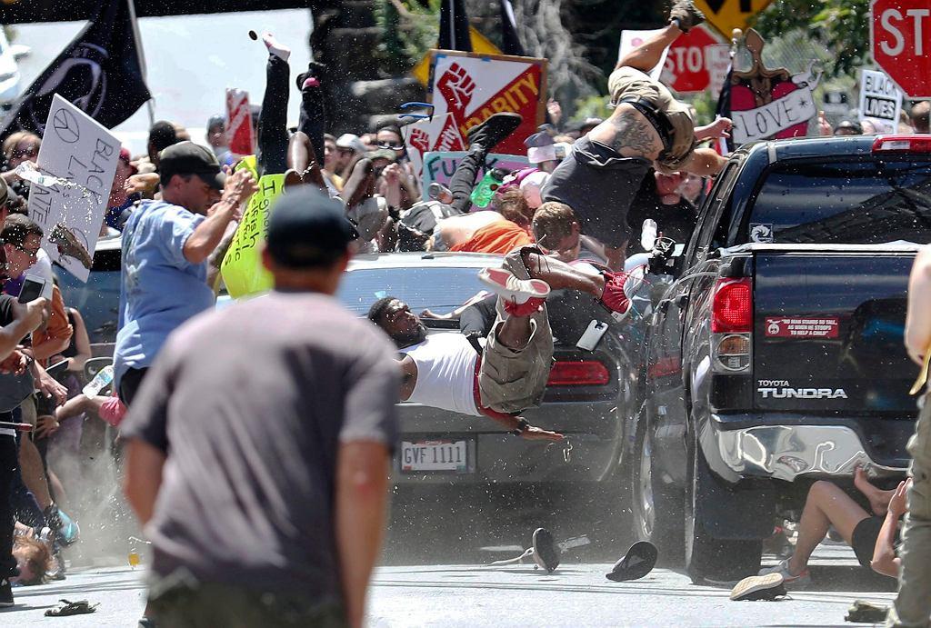 Zamieszki w Charlottesville