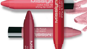 Color Kiss Shiny Lip Balm od Misslyn