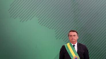 Jair Bolsonaro nowym prezydentem Brazylii