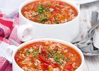 Klasyczna zupa pomidorowa z ryżem białym marki Britta