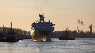 Statek. Zdjęcie ilustracyjne