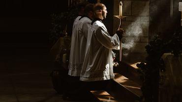 Duchowni (zdjęcie ilustracyjne)
