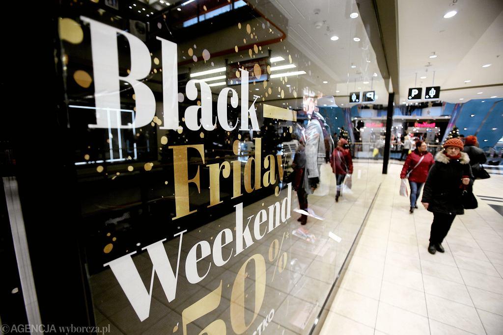 Black Friday 2021. Kiedy przypada święto wielkich promocji i wyprzedaży? (zdjęcie ilustracyjne)