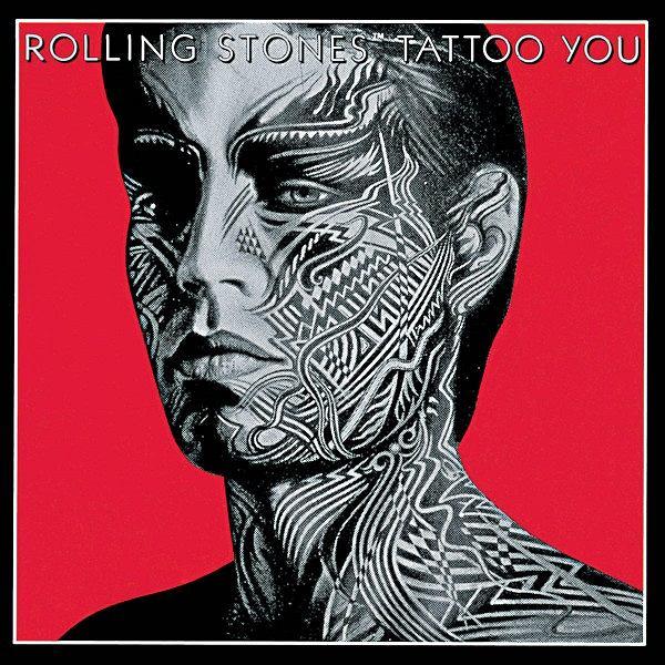 Okładka 'Tattoo You'