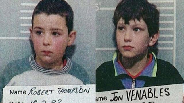 Robert Thompson i Jon Venables