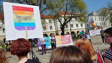 8 Marsz Równości w Łodzi