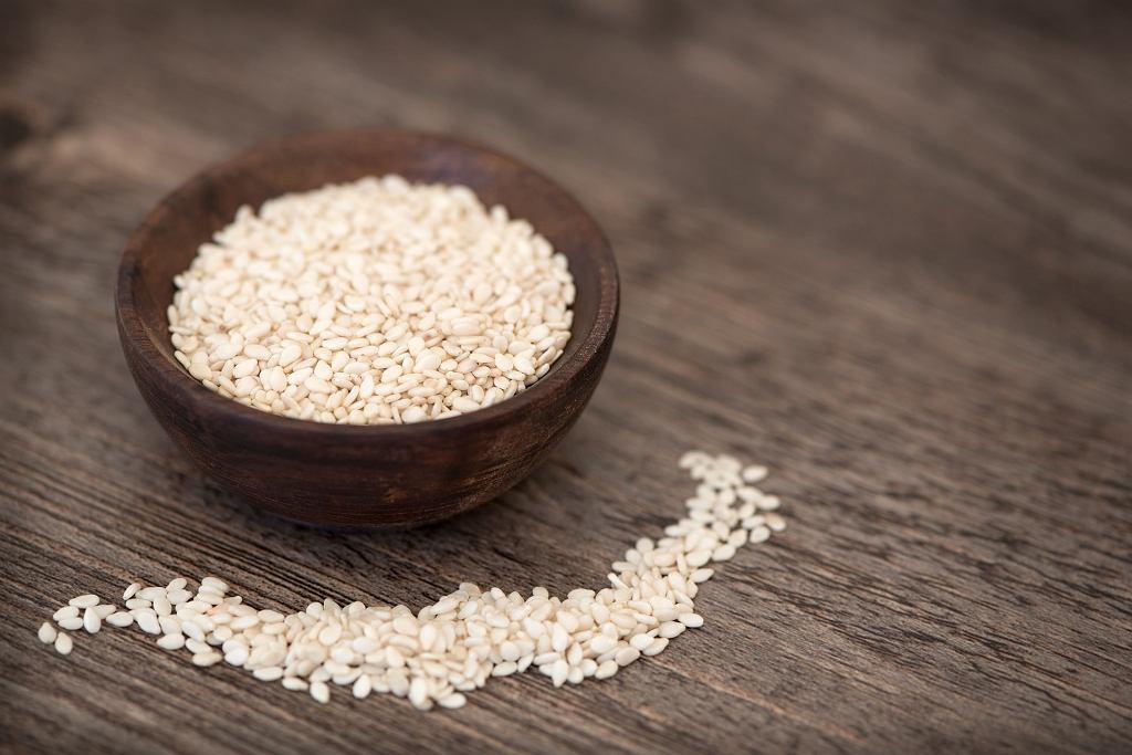 nasiona sezamu - właściwości