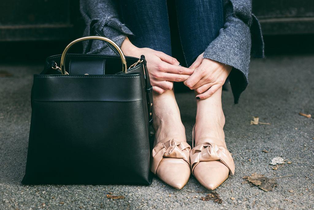Loafersy damskie - modny wybór na wczesną jesień.