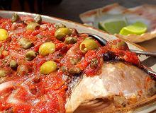Ryba a la Veracruz - ugotuj