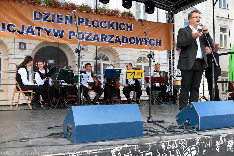 Dzień Inicjatyw Organizacji Pozarządowych na Starym Rynku - 2016 r.