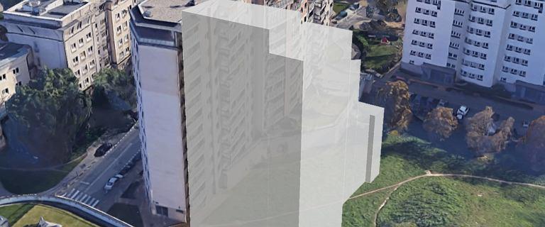 """Niecałe cztery metry od bloku ma powstać kolejny budynek. """"Architektoniczne bezprawie"""""""