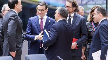 Szczyt Unii Europejskiej w Brukseli, 14.12.2017