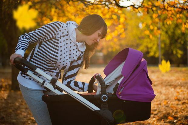 Jaki wózek dla niemowlaka?