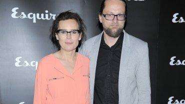 Agata Passent i Wojciech Kuczok