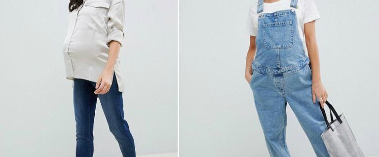 Spodnie ciążowe - wybieramy wygodne i ładne modele dla przyszłej mamy