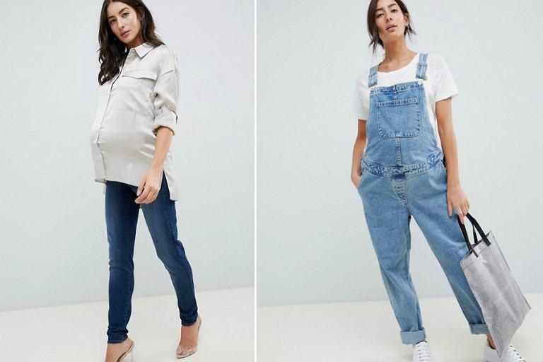 c7786e8bf5cf11 Spodnie ciążowe - wybieramy wygodne i ładne modele dla.