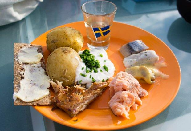 Szwedzkie przysmaki,  fot. Erkki Alvenmod / shutterstock.com