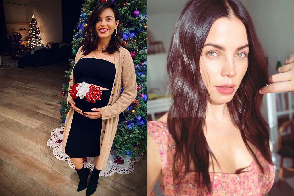 Jenna Dewan - trening w ciąży