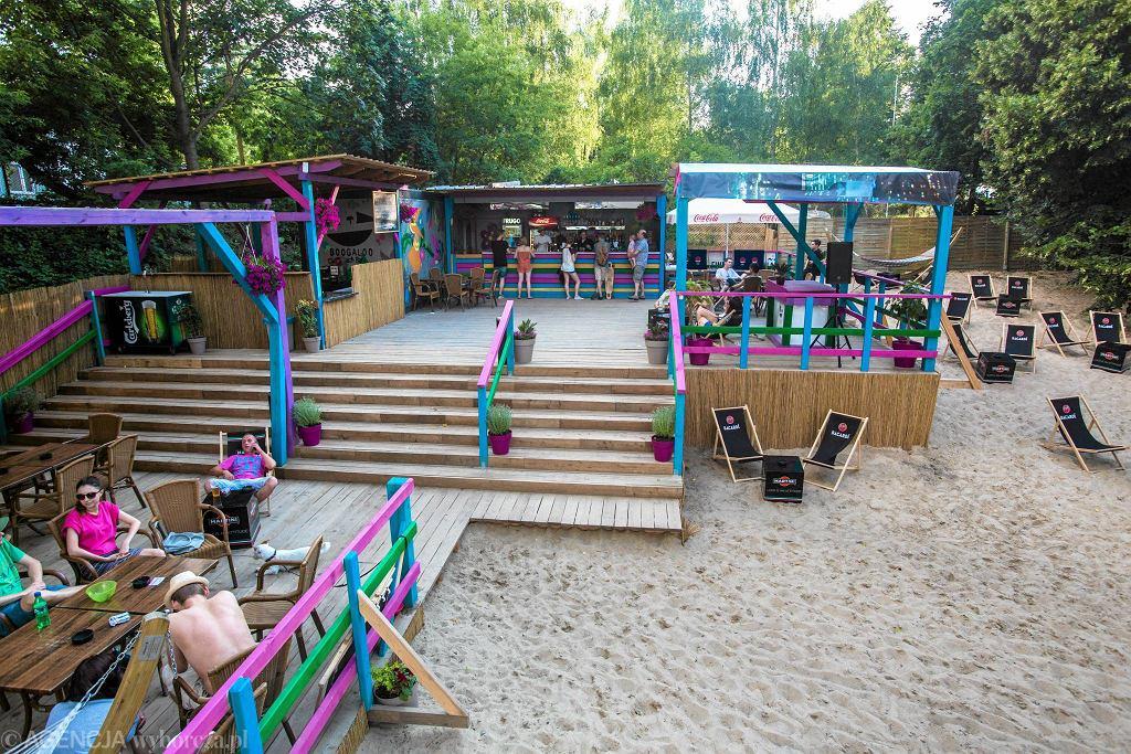 Boogaloo Beach Bar / Fot. Bartosz Bobkowski / Agencja Gazeta