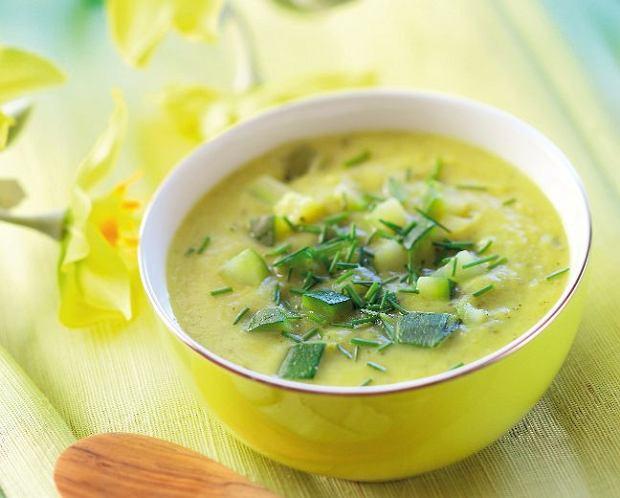Zupa z cukinii - pomysł na pyszny obiad