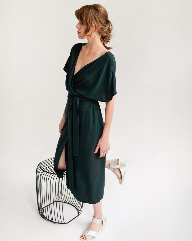 Sukienka Elementy