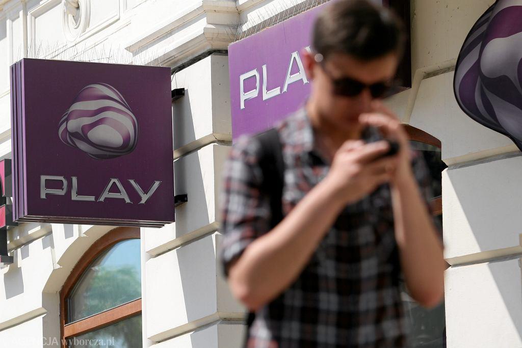 Logo firmy Play